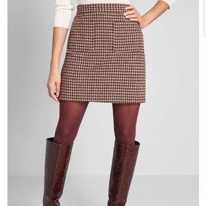 Calypso 100% wool skirt